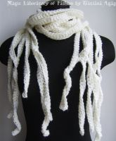 OCTOPUSSY Freeform Scarf by TianaChe