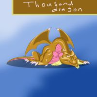 Thousand Dragon by Louisetheanimator