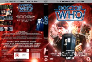 DOCTOR WHO: THE FIVE DOCTORS by MrPacinoHead