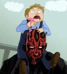 Uncle Palpatine's Ugly Friend by Gone-Batty
