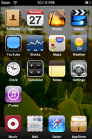 iPod touch - 3.27.08 by SeanFletcher