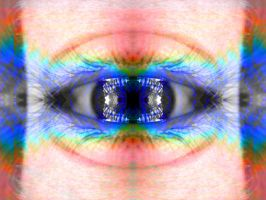 Eye Symmetry by Trip-Artist