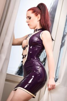 Latex curves by FHortelano