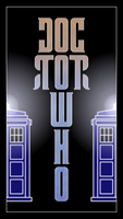 Doctor Who by Dahtamnay