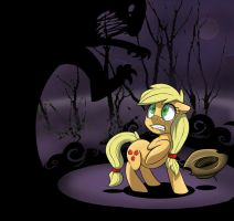 The Nightmare of AJ by vicse