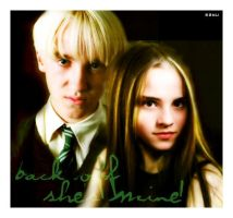 Hermione and Draco by Mayuki-chan