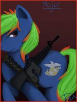 Major Rifle by Monopoly907