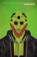 Thane Krios by TheCuraga