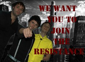Join the Resistance by MuseLover5