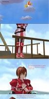 [MMD Comic] Story of Evil Chapter 6, Part 1 by TyrannosaurusRex-123