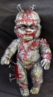 ROT TOT -Pinned Peter- Ooak 1 by Undead-Art