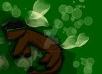 Jeck is sleeping for once by JeckleScourge