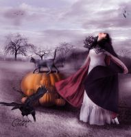 Spooky Halloween 1 by Child7