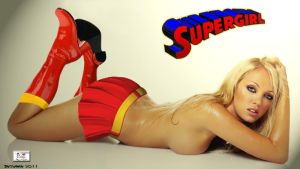 Supergirl - Hot n' Sweaty by TheSnowman10