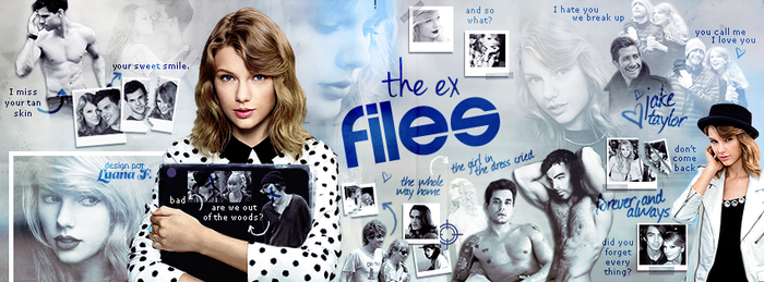 Facebook Cover: Taylor Swift by LuanaF
