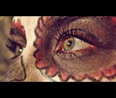 The Eyes, Show Your Life by GrotesqueDarling13