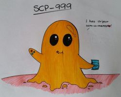 Quotev Commissions: SCP-999 by YouHaveBeenLokiD