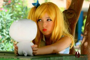 Lucy Heartfilia Cosplay 4 by DEATHNOTE---L