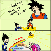 Grab My meme - DBZ - by Bonez1925