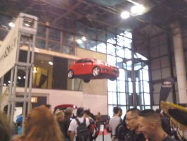 NYCC 2011: Flying Car by murkrowzy