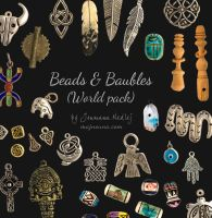 Beads and Baubles - World pack by Majnouna