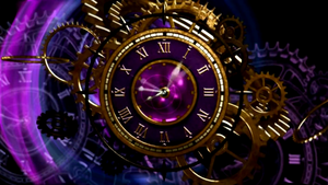 the clock is out of controle by The-Architetcer