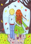 aph: Autumn (NorIre) by LoveEmerald
