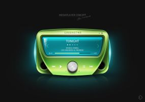 Mediaplayer Concept - For Sale by Andasolo
