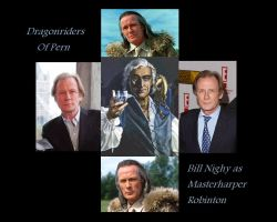 Bill Nighy for Robinton by SWFan1977