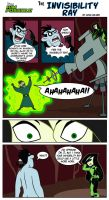 The Invisibility Ray by LMColver