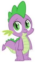 Spike Vector by MelodyCrystel