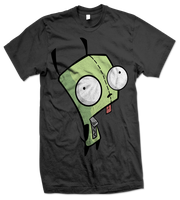 Gir T-shirt by XvideokidX