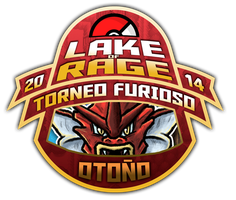 Lake of Rage Torneo Furioso Otono Logo by Patrick-Theater