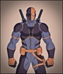 Deathstroke by DraganD