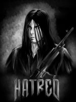 Hatred by SilentBodomLake