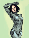 Alita - Commission by 2013