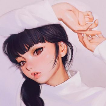 Hands by Kuvshinov-Ilya