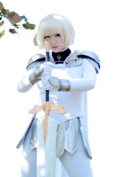Clare cosplay (Claymore) by Shibitohime 2 by frontsideair