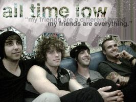 All Time Low Banner by katie6590