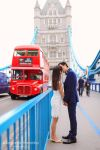 Kiss me in London by paintmewet