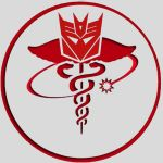 Shattered Glass Medicon Insignia by Witchenboy13