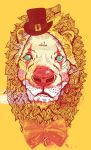 The Endangered Circus Lion by jakeliven