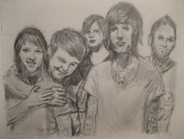 Bring me the horizon by chitraah