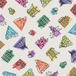 Disneyland Pattern Classic by Mr-Bluebird