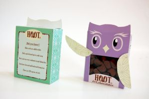 Owl Package Design 2 by Sugarling