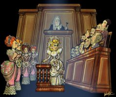 Trial by Jury by snowsowhite