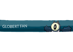 Globert Fan Button by Darkspine16647