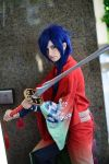 DRAMAtical Murder: Koujaku 35 by J-JoCosplay