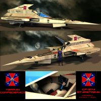 Valkyrie 2-Revamped by Roguewing