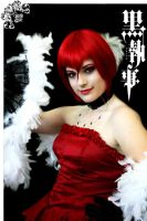 Madam Red preview by TemaTime